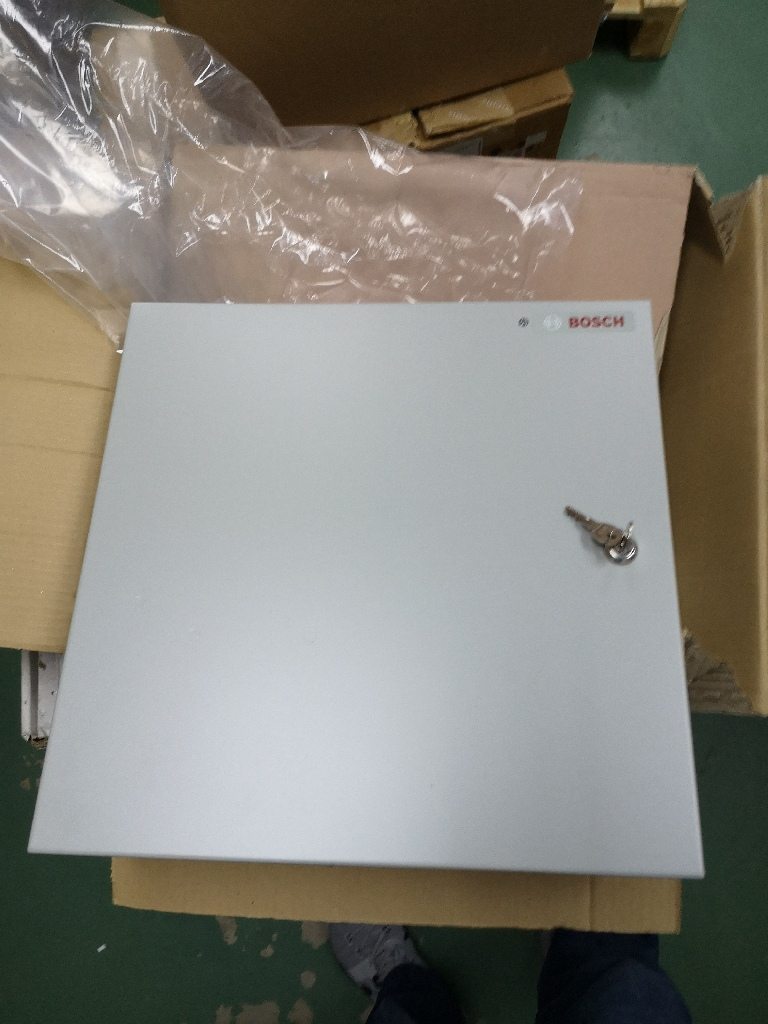 Bosch Metal Junction Box TCU9000i Controller ADC Scheme ADC 25555 00001