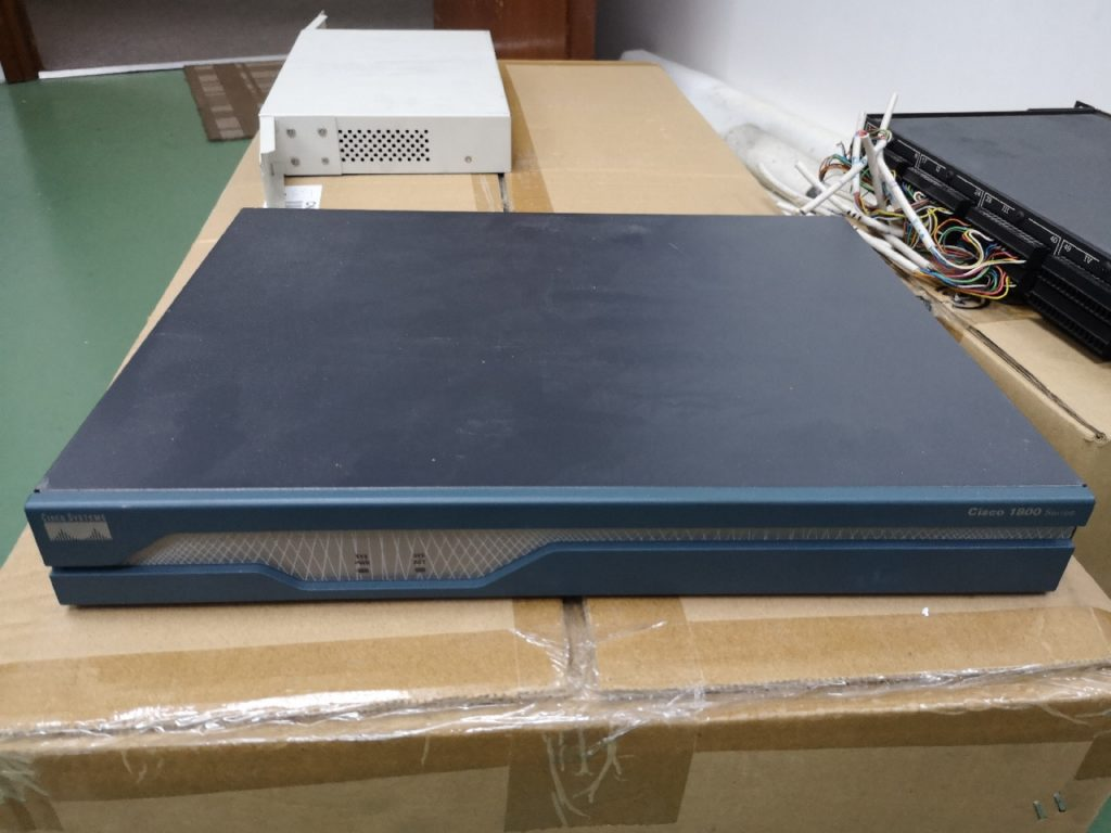Cisco Systems 1841 1840 Series 00001