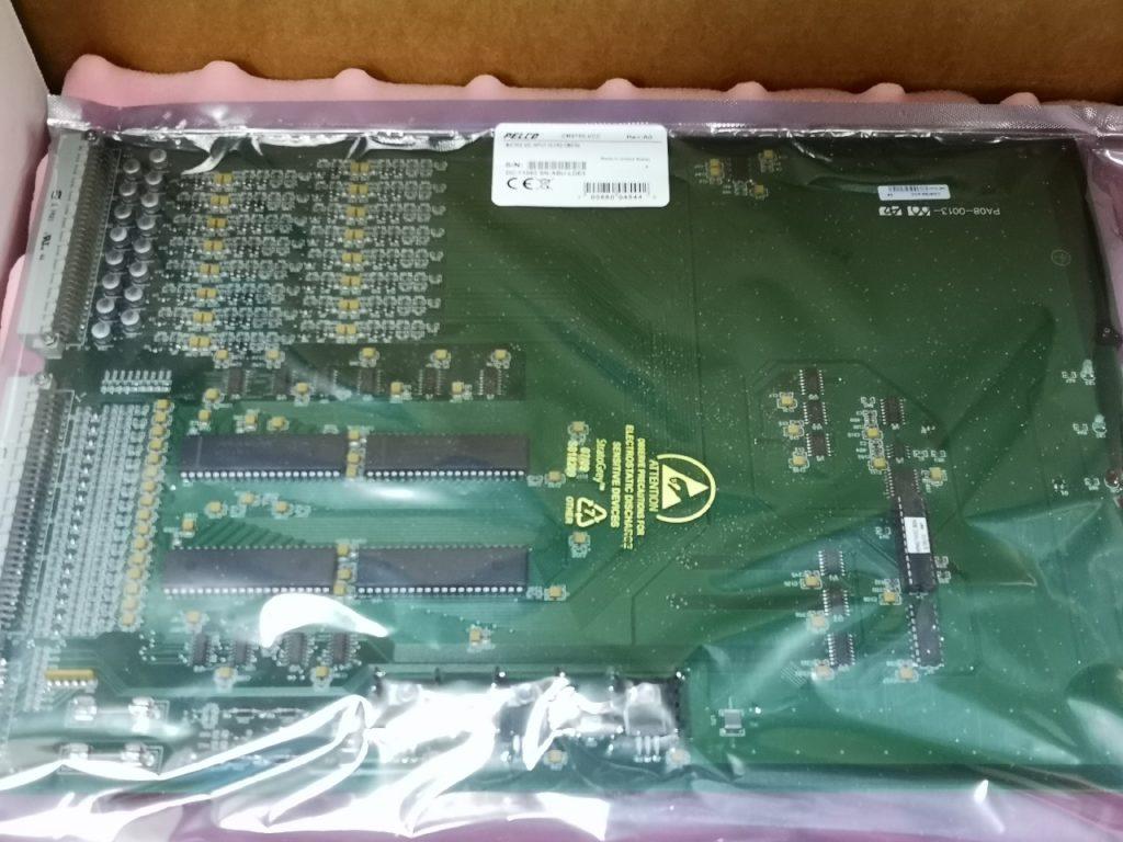 Pelco CM9760 VCC Matrix Video Input 16 CRD CM9760 00002