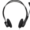 Logitech H370 USB Computer Headset with Noise Cancelling Microphone 2