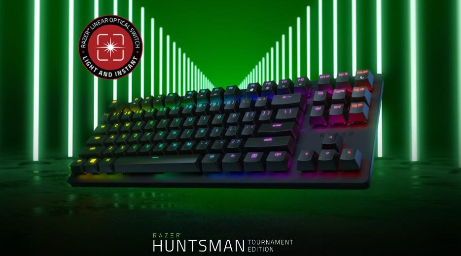 Razer Huntsman Tournament Edition Keyboard Product Info 1