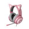Razer Kraken Kitty Chroma USB Gaming Headset Quartz Pink 10