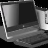 Microsoft Windows XP Professional computer