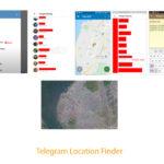 Telegram Location Finder
